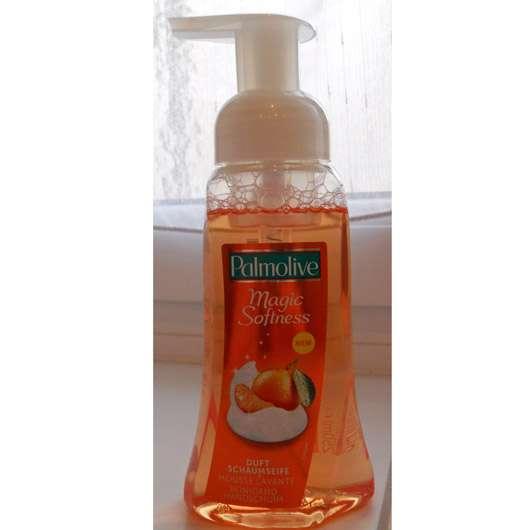 Palmolive Magic Softness Duft Schaumseife Mandarine