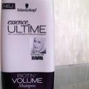 Schwarzkopf Essence Ultîme Biotin + Volume Shampoo