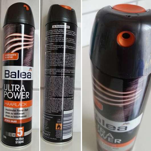 Balea Ultra Power Haarlack (Ultra Stark)