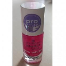 Produktbild zu essence studio nails pro white glow