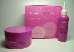 Produktbild zu M. Asam CelluSlim Body Treatment