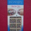 Broadway Nails Stick-On Strips - Amazing Lace