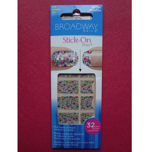 Broadway Nails Stick-On Strips – Amazing Lace