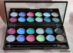 Produktbild zu Sleek MakeUP I Divine Celestial Lidschatten Palette (LE)