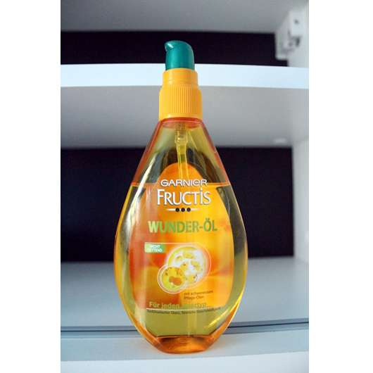 Garnier Fructis Wunder-Öl