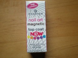 Produktbild zu essence nail art magnetic top coat – Farbe: 01 i believe in magic!