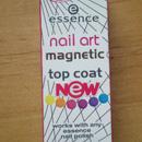essence nail art magnetic top coat, Farbe: 01 i believe in magic!