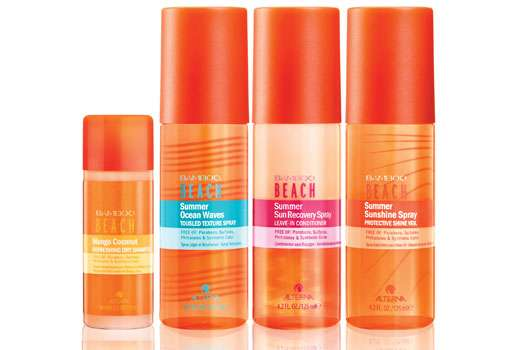 BAMBOO BEACH Collection von ALTERNA HAIRCARE