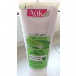 Produktbild zu Aok Pur Balance Seesand Peeling (Mit Weißem Tee & Ginseng-Extrakt)