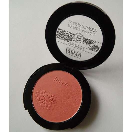 test rouge blush lavera trend sensitiv so fresh mineral rouge powder farbe 05 charming. Black Bedroom Furniture Sets. Home Design Ideas
