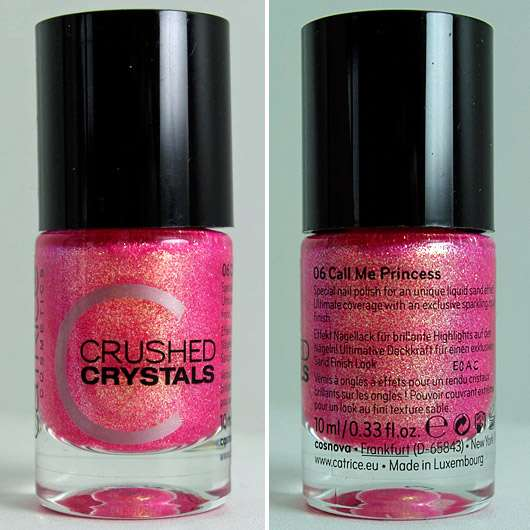 Catrice Crushed Crystals, Farbe: 06 Call Me Princess