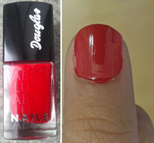 Absolute Douglas Absolute Nails Nagellack, Farbe: 02 Anna