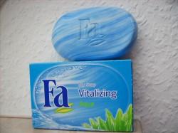 Produktbild zu Fa Vitalizing Aqua Stückseife