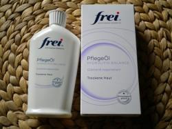 Produktbild zu frei® Hydrolipid Balance PflegeÖl