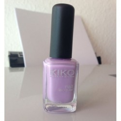 Produktbild zu KIKO nail lacquer – Farbe: 330 Lilac