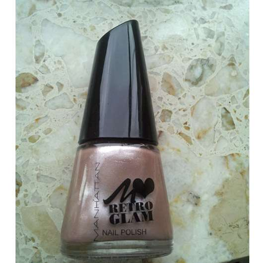 Manhattan Retro Glam Nail Polish, Farbe: 001 Retrostar (LE)