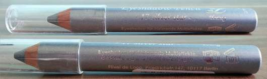 Rival de Loop Young Eyeshadow Pencil, Farbe: 17 silver