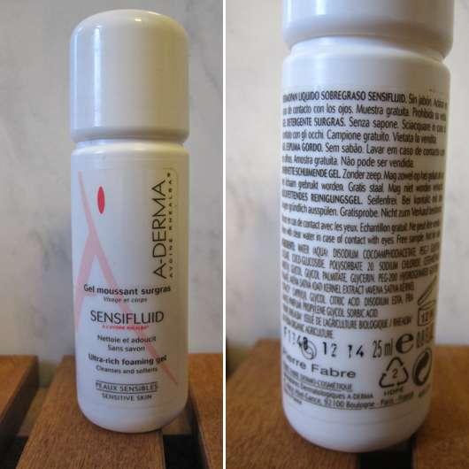 A-Derma Sensifluid Reinigungsgel