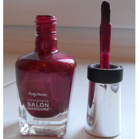 Sally Hansen Complete Salon Manicure, Farbe: 620 Wine Not