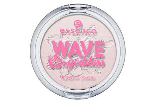 "essence trend edition ""wave goddess"""