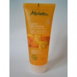 Produktbild zu Melvita Spritzige Dusche Zitrusfrüchte (Orange, Zitrone, Mandarine)
