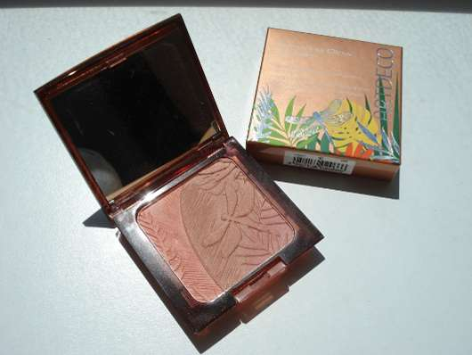 "Artdeco Bronzing Glow Blusher ""Queen of the Jungle"" (LE)"