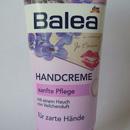 Balea Handcreme mit Veilchenduft