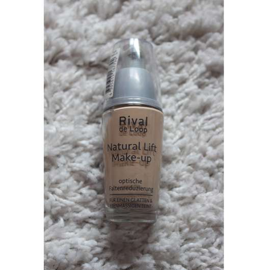 Rival de Loop Natural Lift Make-up, Nuance: 01 Light Beige