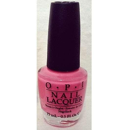 OPI Nail Lacquer, Farbe: Kiss Me I'm Brazilian (LE)