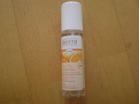 lavera Orange Feeling Fresh Deo-Spray