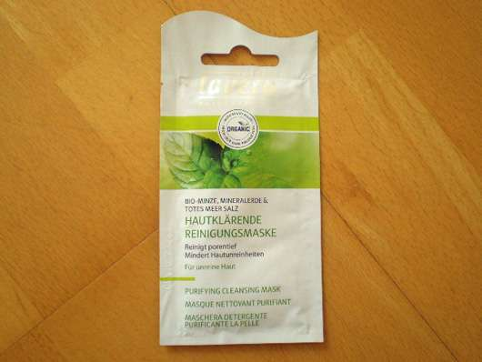 lavera Hautklärende Reinigungsmaske