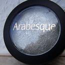 Arabesque Glamour Eyeshadow wet & dry, Farbe: 96 Metallic Silber