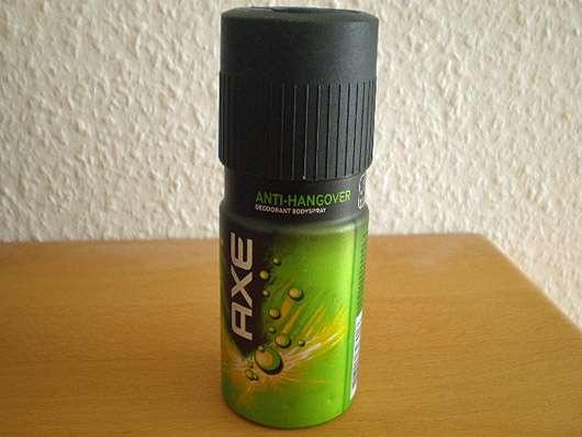AXE Anti-Hangover Deodorant Bodyspray
