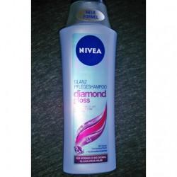 Produktbild zu NIVEA Diamond Gloss Glanz Shampoo