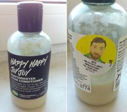 Produktbild zu LUSH Happy Happy Joy Joy (Parfümierter Haar Conditioner)