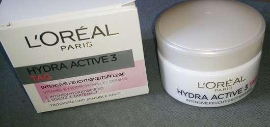 L'Oréal Paris Hydra Active 3 Tag Intensive Feuchtigkeitspflege