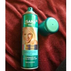 Produktbild zu ISANA HAIR Trockenshampoo
