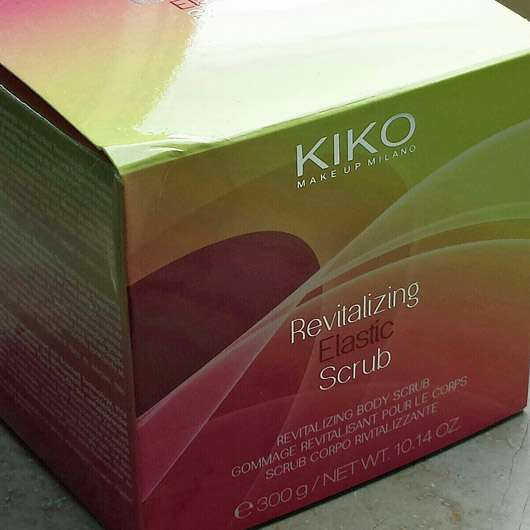KIKO Revitalizing Elastic Scrub
