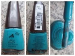 Produktbild zu MANHATTAN Lotus Effect Nail Polish – Farbe: Turntable-Tastic (LE)
