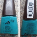 MANHATTAN Lotus Effect Nail Polish, Farbe: Turntable-Tastic (LE)