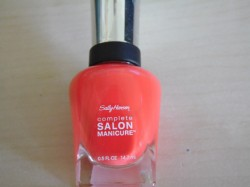 Produktbild zu Sally Hansen Complete Salon Manicure Nagellack – Farbe: 843 Carnivale (LE)