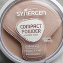 Synergen Compact Powder für unreine Haut, Farbe: Natur 04