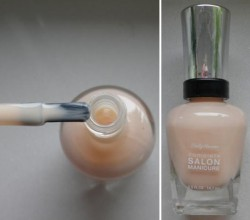Produktbild zu Sally Hansen Complete Salon Manicure Nagellack – Farbe: 824 Cur-tan Call (LE)