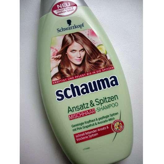 Schwarzkopf Schauma Ansatz & Spitzen Mischhaar-Shampoo