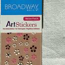 Broadway Nails Arts Stickers, Design: Melon Patch