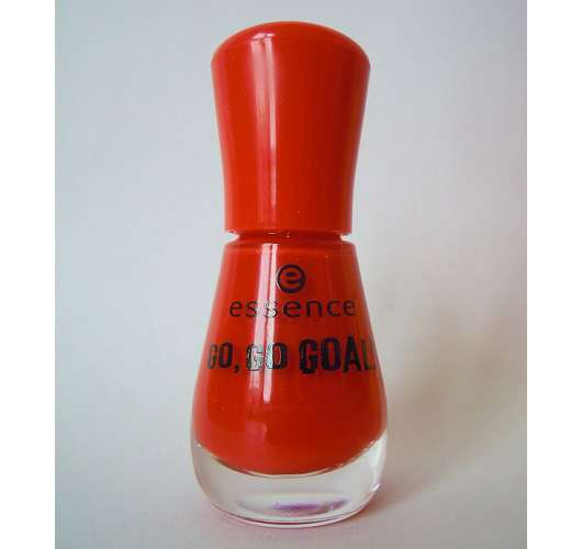 essence go, go goal nail polish, Farbe: 02 54, 74, 90 (LE)