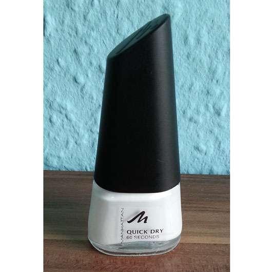 MANHATTAN Quick Dry 60 Seconds Nail Polish, Farbe: 11A