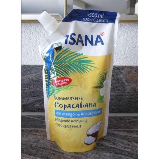 ISANA Sommerseife Copacabana (LE; Nachfüllbeutel)