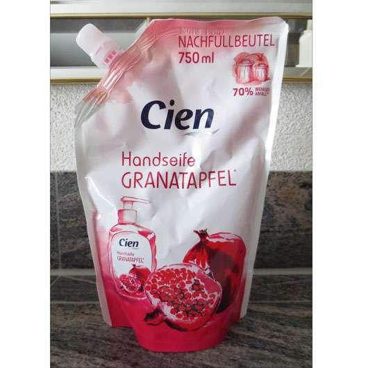 Cien Handseife Granatapfel (Nachfüllbeutel)