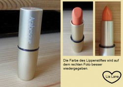 Produktbild zu Arabesque Perfect Color Lippenstift – Farbe: 14 Pastell Koralle